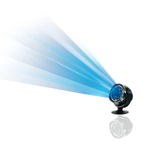 Beleuchtung amazonas aqua light blau 0 4w