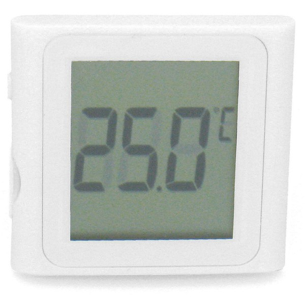 amazonas thermometer digital weiss