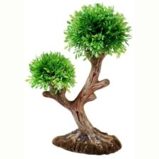 aquarium deko aqua tree x 12x6x21cm