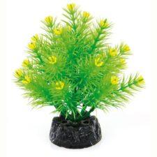 aquarium deko fantasy plant qa 65 15cm hellgruen