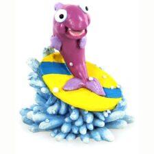 aquarium deko mini dekoration mr surf 6x5 5x6 8cm