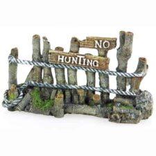 aquarium deko no hunting hag 1