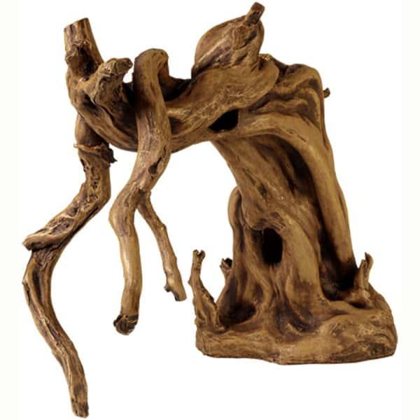 aquarium deko scaper root wurzel s 29x14x23cm