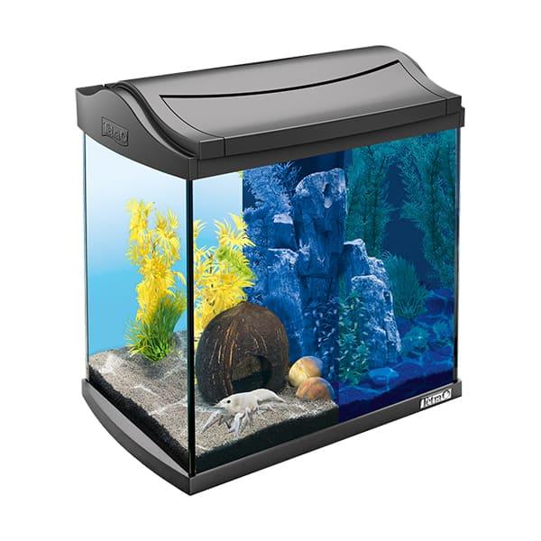 aquarium komplettset tetra 30l aquaart schwarz 1