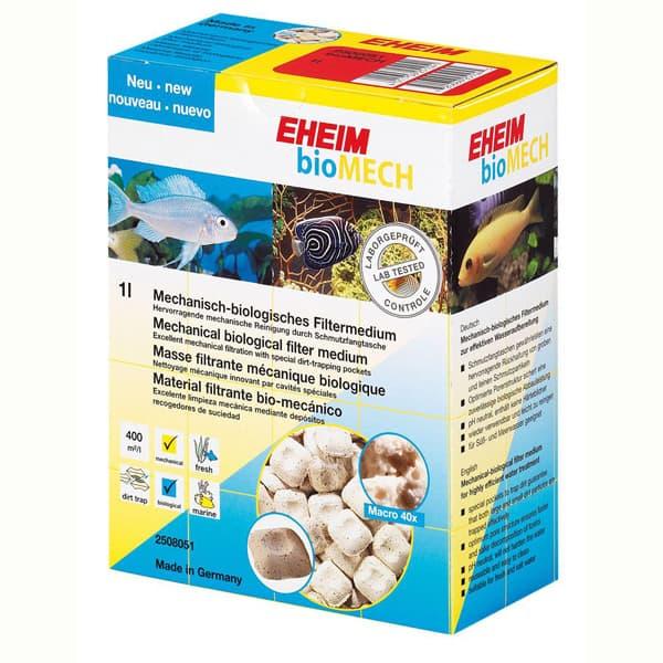 aussenfilter eheim biomech filtermedium