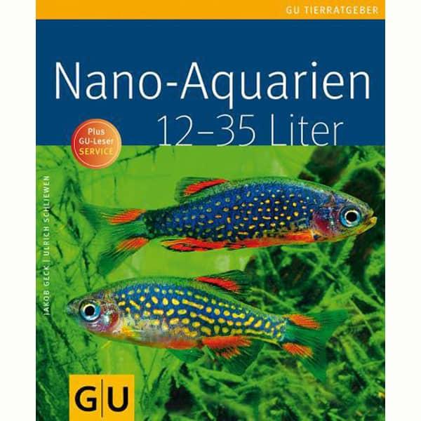 buch gu nano aquarien 12 35 liter