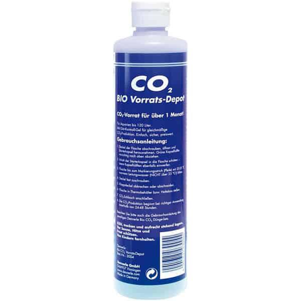 dennerle bio co2 control gel nachfuellflasche