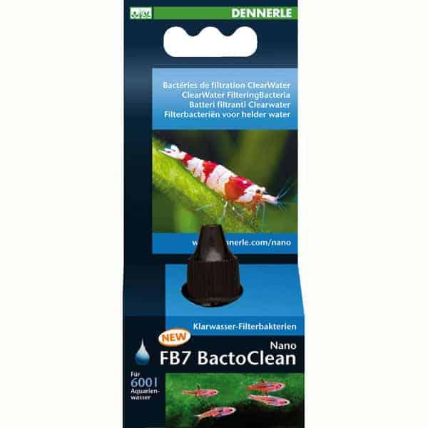 dennerle nano FB7 bactoclean 15ml aquarium