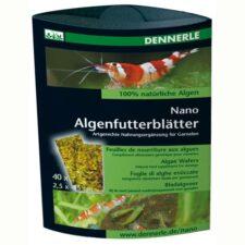 dennerle nano algenfutterblaetter