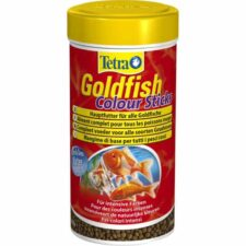 fischfutter tetra goldfish colour sticks