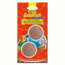 fischfutter tetra goldfish holiday ferienfutter