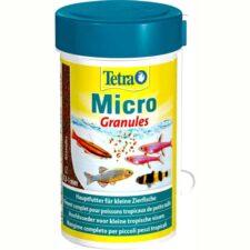 fischfutter tetra micro granules