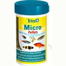 fischfutter tetra micro pellets