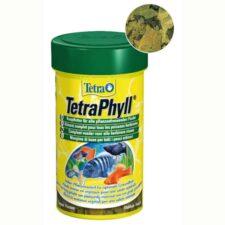fischfutter tetra phyll flocken 100ml