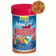 fischfutter tetra pro color 100ml
