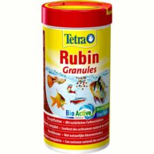 fischfutter tetra rubin granulat 250ml