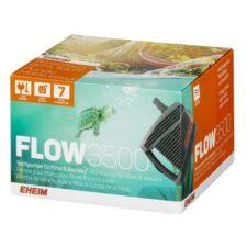 flow teichpumpe filter bachlauf 3500