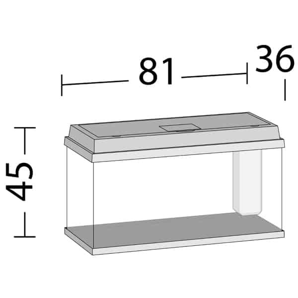 juwel primo 110 liter aquarium kaufen