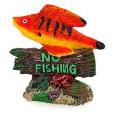 mini dekor fish no fishing