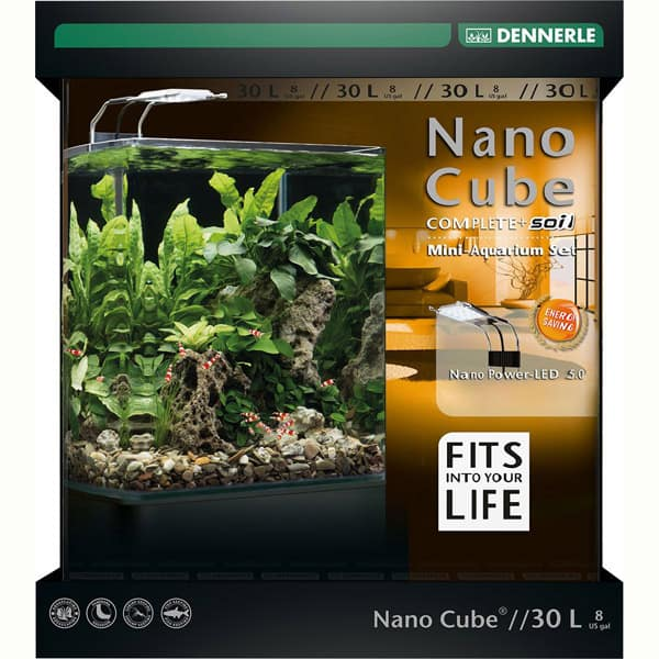 nano cube dennerle komplett set 236022