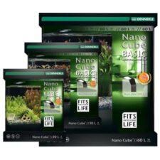 nono cube basic led aquarium 60l