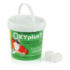 sauerstoff tabletten den teich