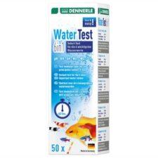 wassertest dennerle water test 6in1